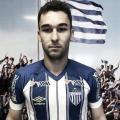 Zagueiro Ricardo Thalheimer, ex-São Luiz, é apresentado pelo Avaí