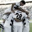 Borussia Mönchengladbach 2-1 Bayer Leverkusen: Stindl strikes late to give Gladbach derby bragging rights