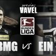 Previa Borussia M'Gladbach – Eintracht de Frankfurt: buscando acercarse a Europa