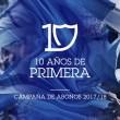 """Arranca la campaña de abonados 2017-18: """"10 años de Primera"""""""