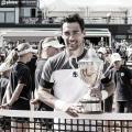 Un serio Fognini logró dos trofeos. Imagen: @ATPWorldTour