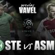 Previa Saint Etienne-Mónaco: dos grandes equipos;batalla asegurada