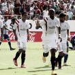 El Sevilla recupera la sonrisa