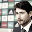 """Víctor Sánchez del Amo: """"El Athletic es un equipo de Europa"""""""