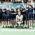 Tsitsipas campeón en Estocolmo. Imagen: @ATPTour
