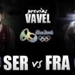 Previa Serbia - Francia: el partido decisivo