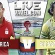 Resultado final América de Cali vs Atlético Bucaramanga (0-1)