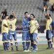 Las Palmas recupera la victoria y el ascenso directo