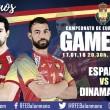Resumen España (22-25) Dinamarca por la tercera jornada del Grupo D de la EHF EURO Croacia 2018