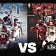 All-Star Game: East vs West en vivo y en directo online