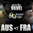 Australia-Francia: a empezar con buen pie