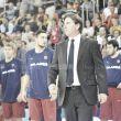 """Xavi Pascual: """"Jugar fuera en la Euroliga siempre es difícil"""""""