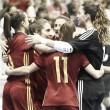 La Selección femenina de fútbol sala jugará ante Italia en Murcia