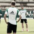 Vuelve Durmisi a entrenar con el Betis