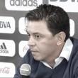 "Marcelo Gallardo: ""Fueron 24 horas difíciles de preocupación eindignación"""