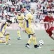 Rubén Alcaraz es clave en la UD Almería