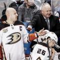 Randy Carlyle acabó su 3era etapa en Anaheim. NHL.com.