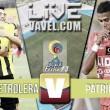 Resultado final: Alianza Petrolera vs Patriotas de Boyacá en la Liga Águila 2016-I (0-1)