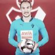 """Dmitrovic: """"Mi sueño era jugar en Primera y el Eibar es el mejor club para seguir mejorando"""""""