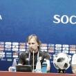 """Ricardo Gareca: """"Queremos terminar de la mejor manera la Copa del Mundo"""""""