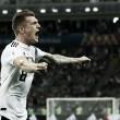 """Toni Kroos: """"Luchamos hasta el final y hemos merecido la victoria"""""""