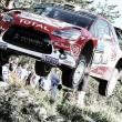 Meeke, líder destacado en la primera jornada del Nestle Rallye Finlandia