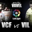Previa Valencia - Villarreal: para unos la honra, para otros Europa