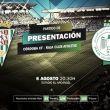 Partido de presentación del Córdoba CF de la temporada 2014/2015