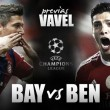 Bayern Munich - SL Benfica Preview: Portugese table toppers look to cause an upset at the Allianz