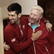 Novak Djokovic ends three-year partnership with Boris Becker