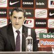 "Valverde: ""Queremos demostrar que somos un equipo que mira hacia arriba"""