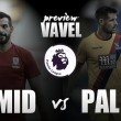 Middlesbrough v Crystal Palace Preview: Pardew's side head to the North East for illusive first win