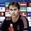 """Lopetegui: """"La presión siempre existe en el Madrid"""""""