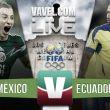 México vs Ecuador en vivo y en directo online 2015