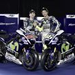 MotoGP, presentata la nuova Yamaha YZR-M1 2015