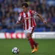 Bojan Krkić joinsAlavéson loan from Stoke City
