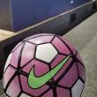No Outubro Rosa, até a bola será rosa