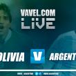 Partido Argentina vs Bolivia en vivo ahora por las Eliminatorias (0-0)