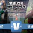 Resultado Bolivia vs Venezuelaen en Eliminatorias Mundial (4-2)