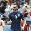 """Ex-atacante Vieri elogia trio de zaga da Itália: """"São maus, intensos e fortes"""""""