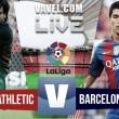 Athletic de Bilbao vs FC Barcelona en vivo y en directo online (0-0)