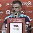 """Borja Sánchez: """"Aquí todo el mundo sabe lo fuerte que somos"""""""