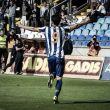 El Real Zaragoza refuerza su delantera con Borja Bastón