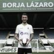 """Borja Lázaro: """"Cuando salió la oportunidad, no dudé en venir a Santander"""""""