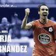 """Entrevista. Borja Fernández: """"Por supuesto que me gustaría volver al Dépor algún día"""""""