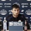 """Borja Valle: """"Voy a aportar, sumar y trabajar"""""""