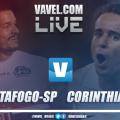 Botafogo-SP x Corinthians AO VIVO online pelo Campeonato Paulista 2019 (0-0)