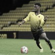 Brandon Mason delighted at his time training with the Watford first team