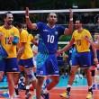 Rio 2016, Volley - Argento Italia, vince il Brasile