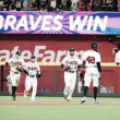 Atlanta Braves sweep San Diego Padres to open new ballpark